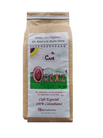 El Café Orduz – Orgánico